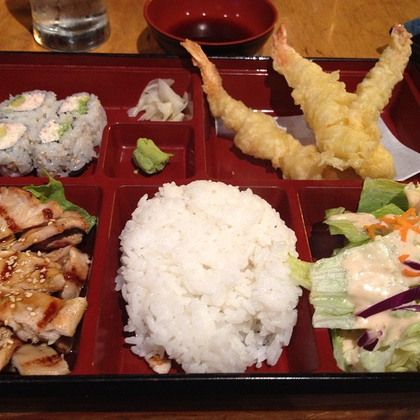 Sushi Rock Box