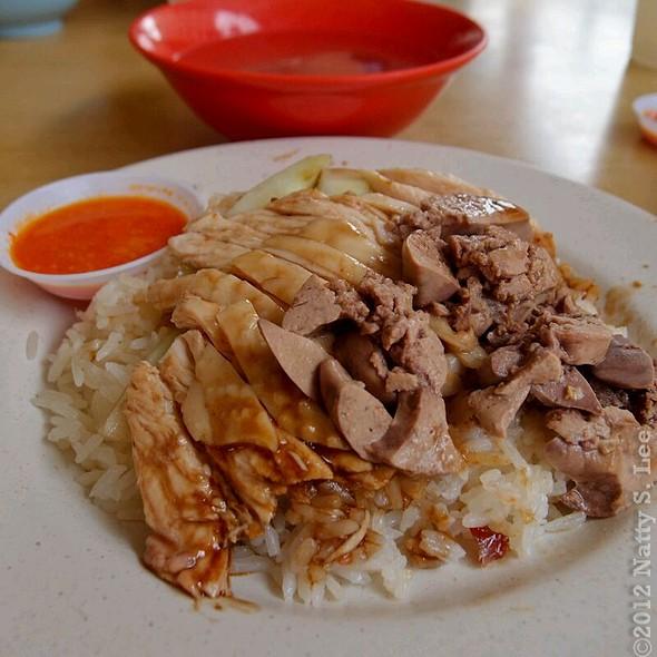 Foodspotting for Koi palace express
