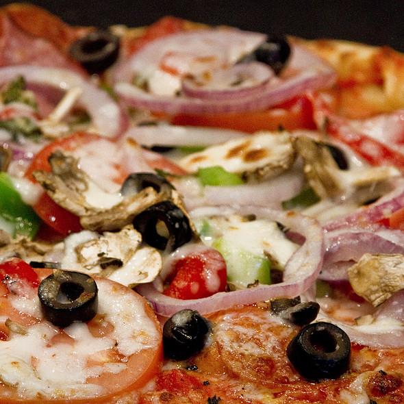 Veggie Pizza @ MOD Pizza