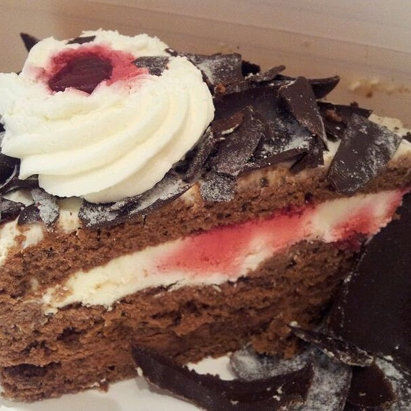 Blackforest Cake @ Paul Landmark