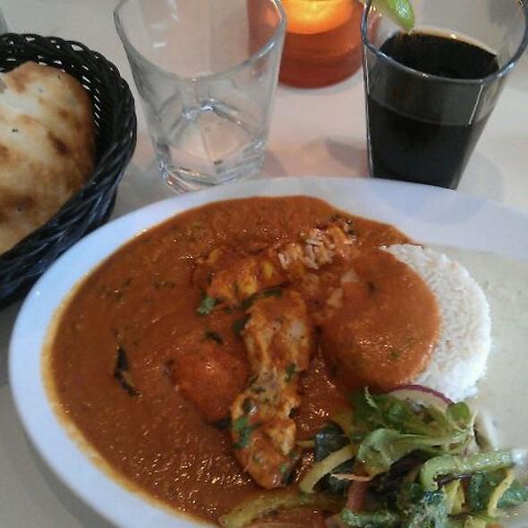 Chicken Platter @ Bindia Indisk Restaurant