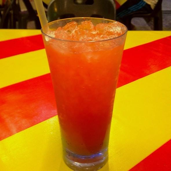Watermelon Juice @ Medan Niaga Peladang