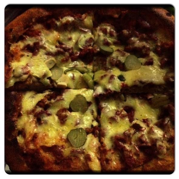 Quick Pizza @ Anne Mutfağı