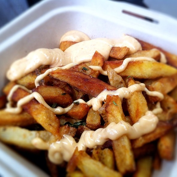 French Fries @ Evergreen Brick Works
