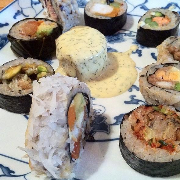 Sushi @ Miya's Sushi