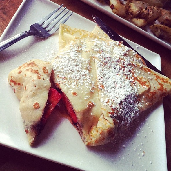Crepe @ Perk on Church