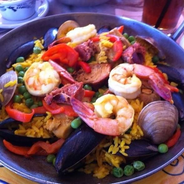 Seafood Paella - Las Alamedas, Katy, TX