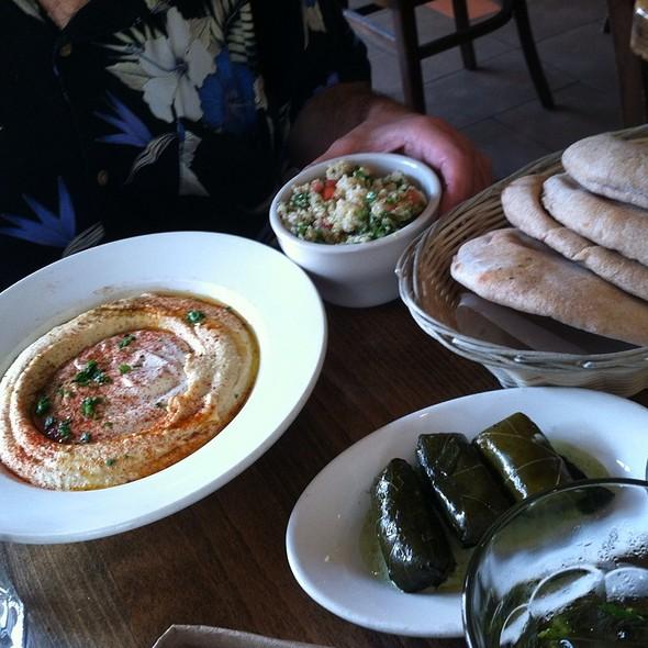 Hummus @ Hummus Place