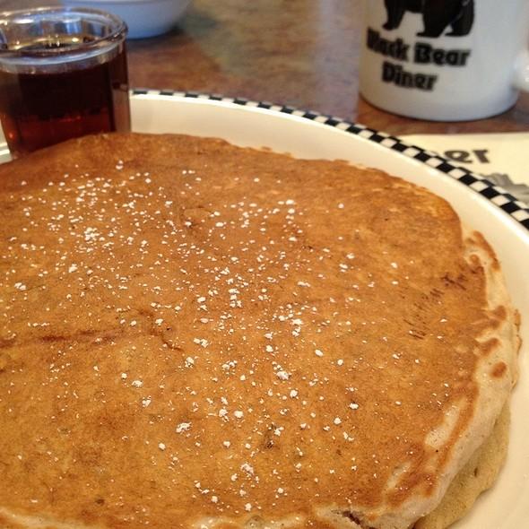 7 Grain Pancakes @ Black Bear Diner
