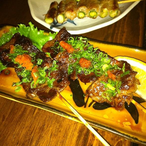 Japanese beef @ Honda-Ya