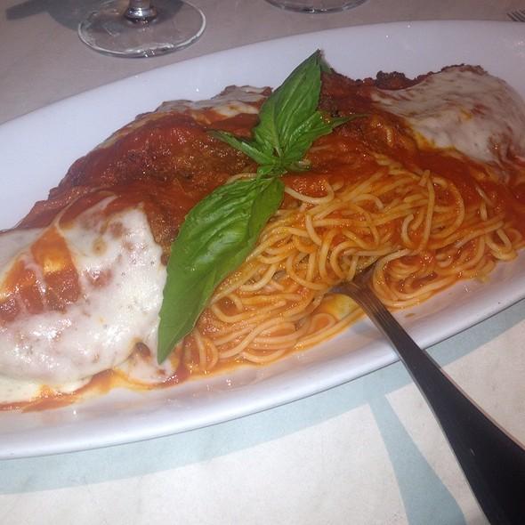 Chicken Parmesan - Carpaccio Tuscan Kitchen, Annapolis, MD