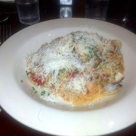 Seafood Risotto w/ Jumbo Shrimp - Graziano's - Chicago, Niles, IL