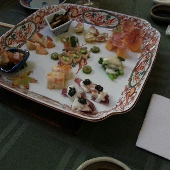Appetizers @ Totoraku