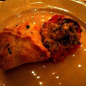 Bourek De Casa & Tomate Catala