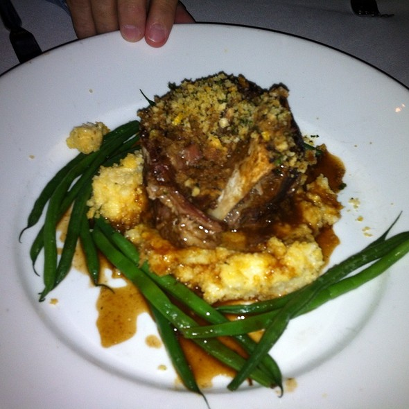 Southern Style Braised Short Ribs @ Coach Insignia