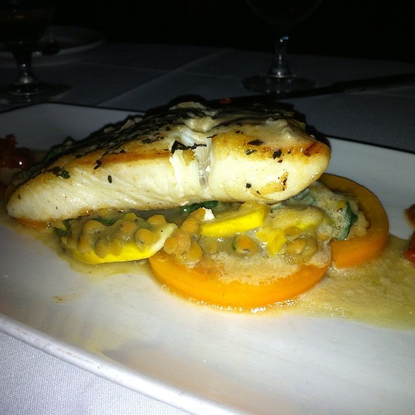 Halibut @ Coach Insignia