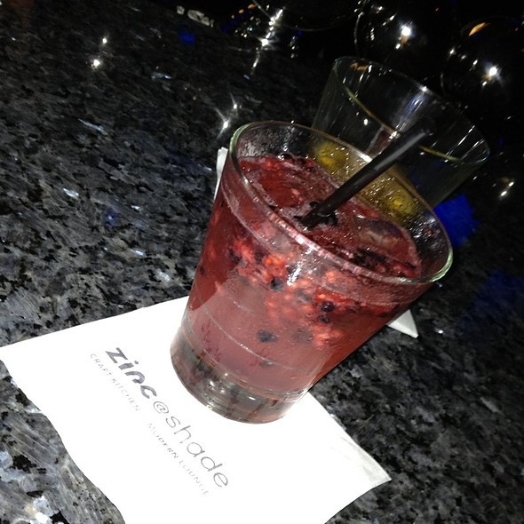 Blackberry - zinc@shade, Manhattan Beach, CA