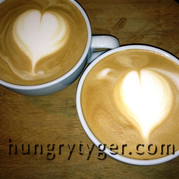Cafe Latte @ Bolaven Cafes Langkawi