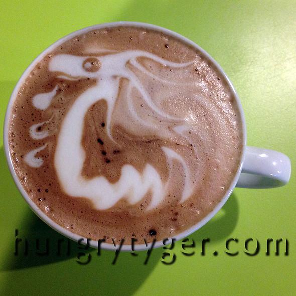 Dragon Latte @ Bolaven Cafes Langkawi