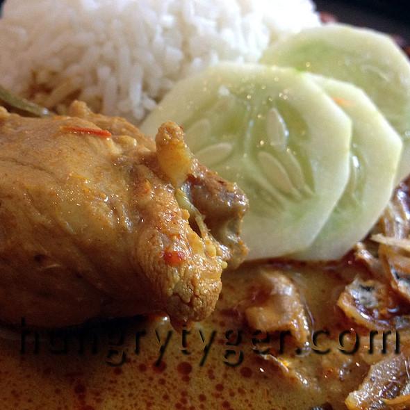 Nasi Lemak @ Bolaven Cafes Langkawi