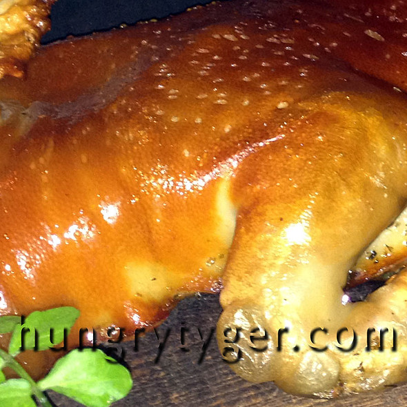 Roast Piglet @ El Cerdo
