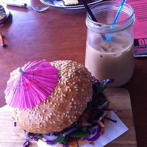 Lady Marmalade Cafe Brisbane Menu