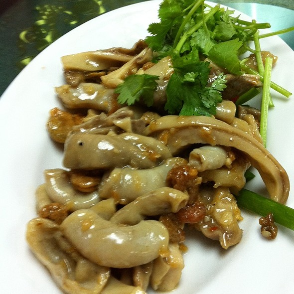 Pork Intestine @ Goon Wah Restaurant