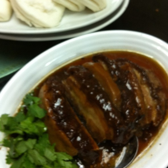 Stewed Pork With Taro @ Goon Wah Restaurant