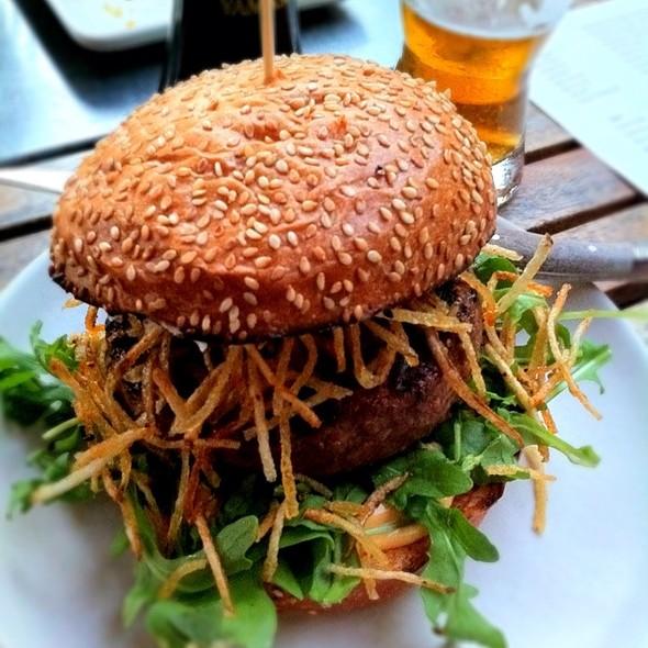 Hamburger - Yakuza Lounge, Portland, OR