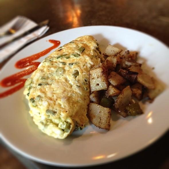 Crab Omelette - LuLu's, Richmond, VA