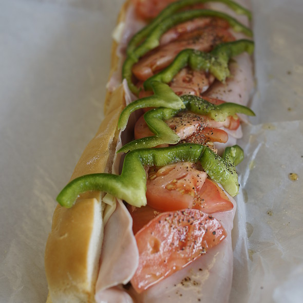 """The Real Italian"" @ Amato's Sandwich Shops"