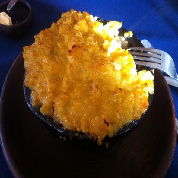 Pastel De Choclo Dulce @ Restaurant San Francisco