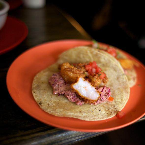 Atlantis Taco @ La Lucha Tacos & Boutique