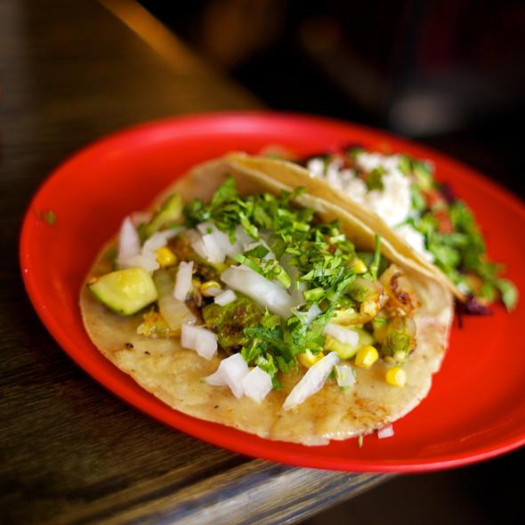 Cuervo Taco @ La Lucha Tacos & Boutique