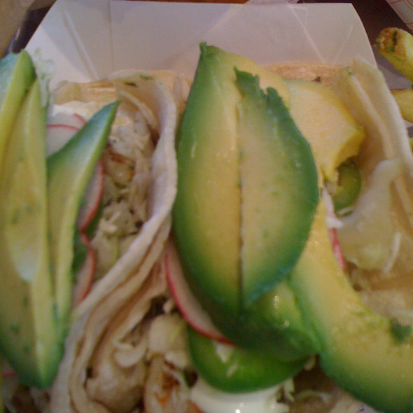 Shrimp Tacos @ Gott's Roadside (Formerly Taylor's Automatic Refresher)