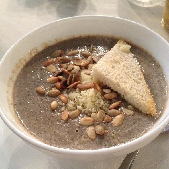 Mushroom Cream Soup @ Общество чистых тарелок