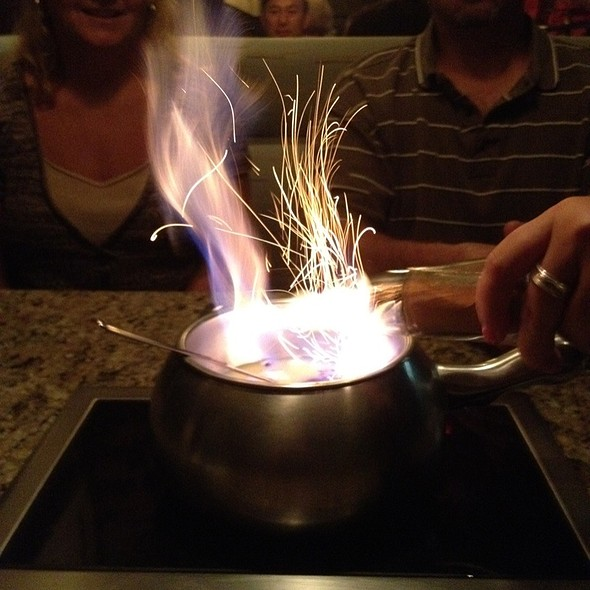 Melting Pot Restaurant San Jose Ca