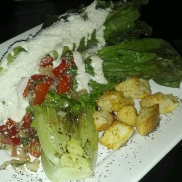 Grilled Caesar Salad @ Adam's Eve
