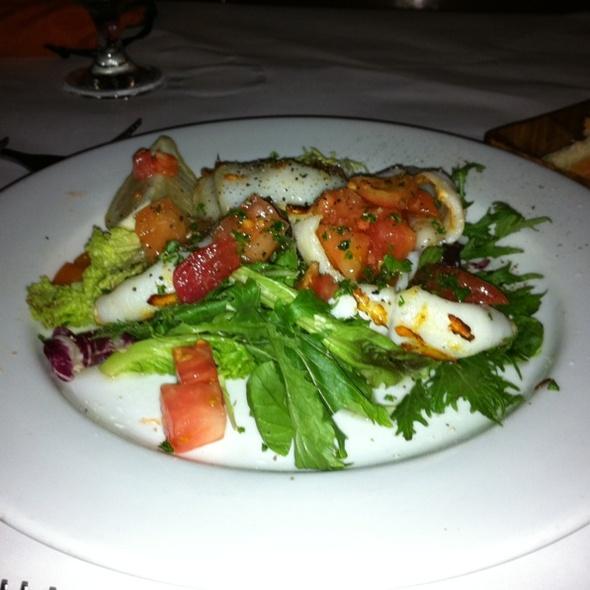 Grilled Calamari @ Spiga