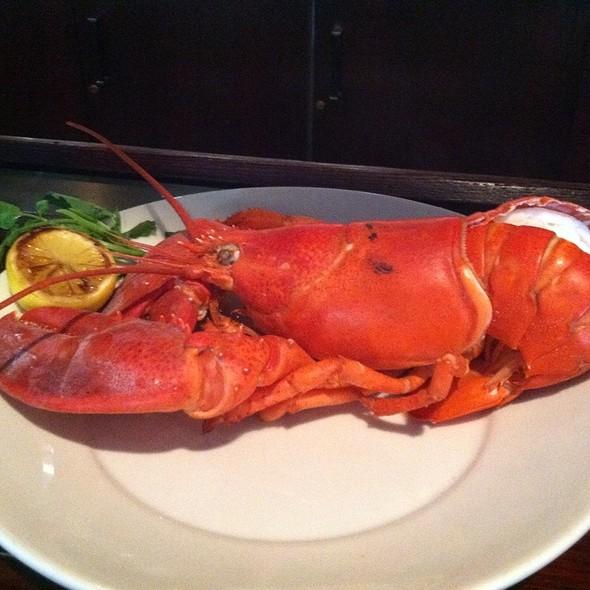 2Lb Maine Lobster - Morton's The Steakhouse - Downtown DC, Washington, DC