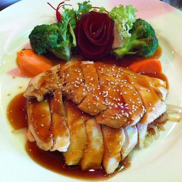 Chicken Teriyaki @ Mr. Fuji Sushi