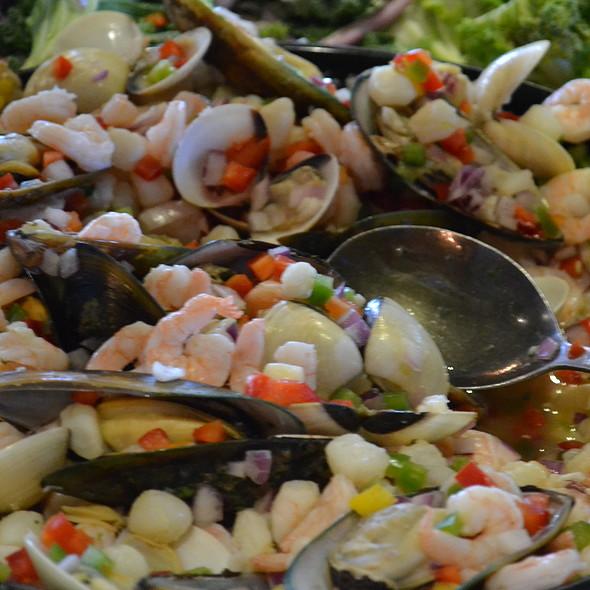 Ceviche @ Whale Harbor Restaurant Marina