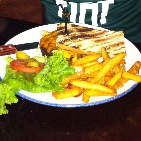 Hard Rock Cafe Menu Aruba