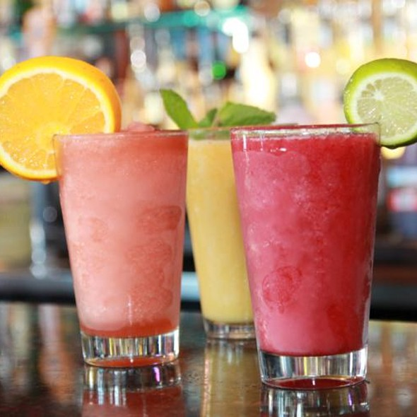 Frozen Margaritas @ Coldbrews Sports Bar and Grill