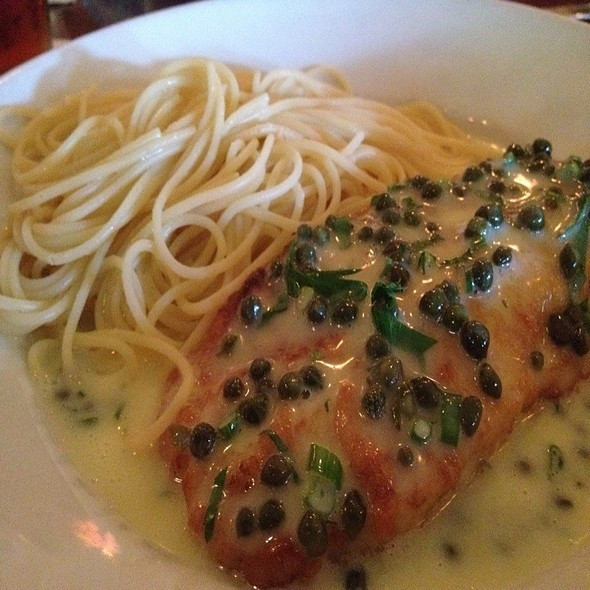 Filet Of Sole @ Paesanos Lincoln Heights Restaurant