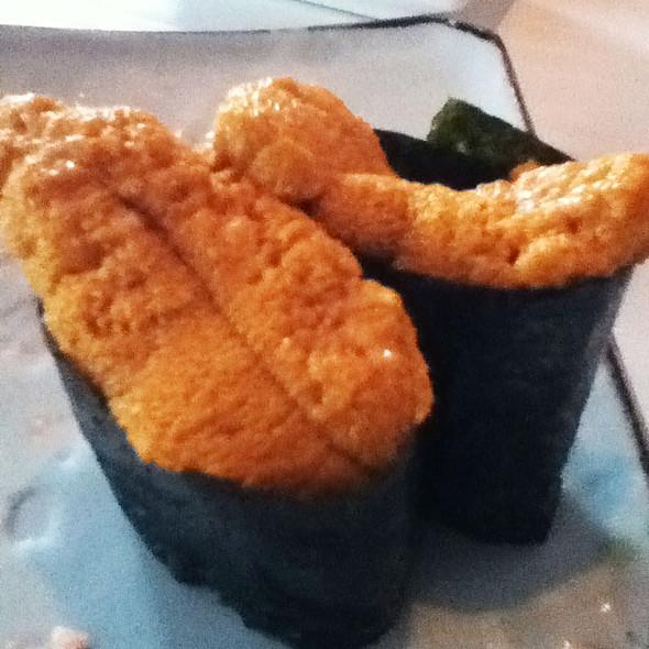 Sea Urchin Sushi @ Sushi Queen Izakaya
