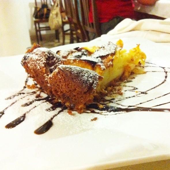Torta Di Mele @ Il Capriccio Di Pietro Semeraro