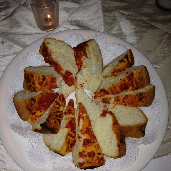 Potato Bread - Noto's Old World Italian Dining, Grand Rapids, MI