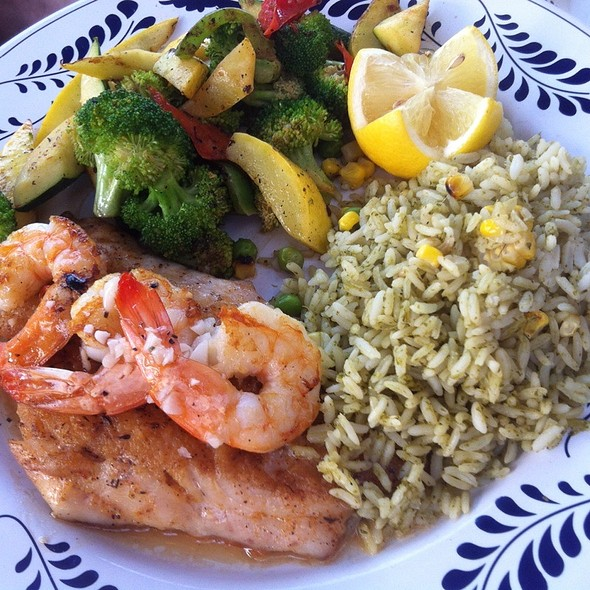 Special Restaurant Week Snapper - Las Alamedas, Katy, TX