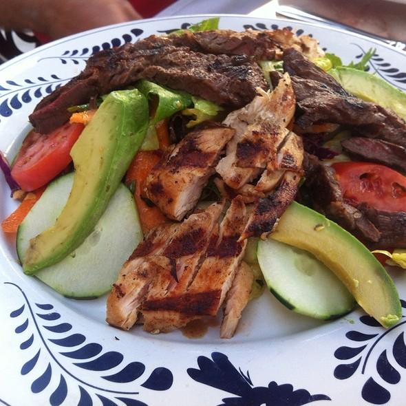 Fajita Salad - Las Alamedas, Katy, TX